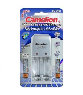 Cargador BC-0901+2x1000mAh Camelion