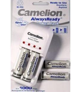 Cargador BC-0908+4xAA 2100mAh Camelion