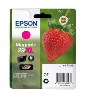 CARTUCHO MAGENTA EPSON 29XL CLARIA