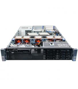 Servidor Dell Poweredge R710 16 Núcleos (8 fisicos) 128GB RAM 1T