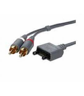 MMC-60 Cable audio para música K750I/Z520I/W550I/W800I Sony Ericsson