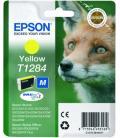 CARTUCHO ORIG EPSON T1284 YELLOW - Imagen 4