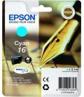 CARTUCHO ORIG EPSON 16 CIAN - Imagen 3