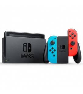 Nintendo Switch Azul Neón/Rojo Neón