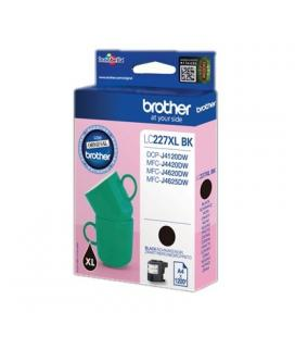 Cartucho de tinta brother - lc227xl - 1200 pag aprox. - negro