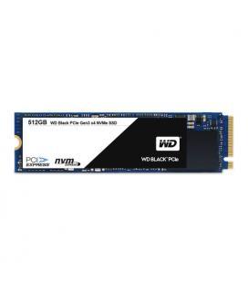 SSD WESTERN DIGITAL WD BLACK SATA PCIE GEN3 M.2 512GB - Imagen 1