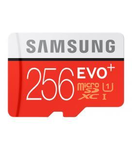 MICRO SD SAMSUNG EVO+ 2017/256GB/(MB-MC256GA/EU)/ CLASE 10 CON ADAPTADOR