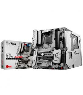 PLACA MSI Z270 MPOWER GAMING TITANIUM
