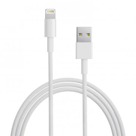 CABLE DURACELL USB5022W USB-LIGHTNING - - Imagen 1