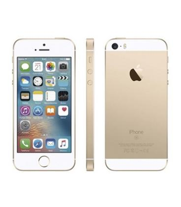"Apple iPhone SE 4"" Retina 32GB Oro - Imagen 1"