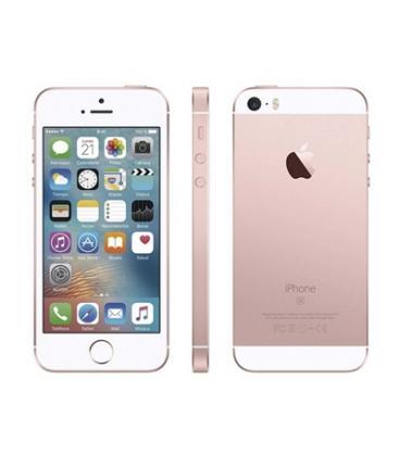 """Apple iPhone SE 4"""" Retina 32GB Oro Rosa - Imagen 1"""
