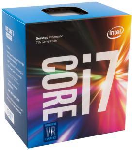 Intel Core i7-7700K 4.2GHz 8MB Smart Cache Caja - Imagen 1