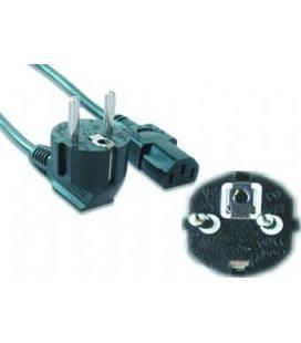 Gembird PC-186-VDE-5M 5m Negro cable de transmisión