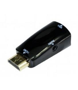 Gembird A-HDMI-VGA-02 adaptador de cable de vídeo - Imagen 1