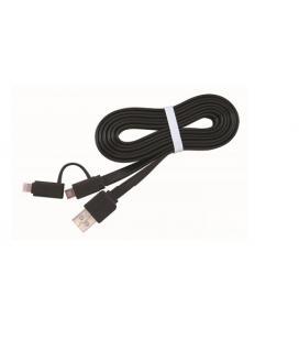Gembird CC-USB2-AMLM2-1M cable USB