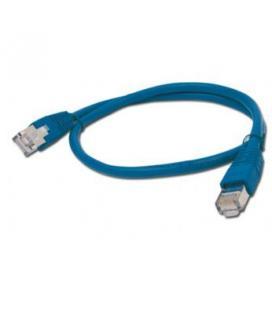 Gembird Patch Cord Cat.6 UTP 1m 1m Cat6 U/UTP (UTP) Azul