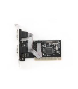 Gembird SPC-1 Interno De serie tarjeta y adaptador de interfaz - Imagen 1