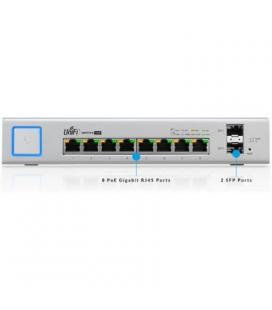 Ubiquiti UniFi Switch US-8-150W 8xGB 2xSFP
