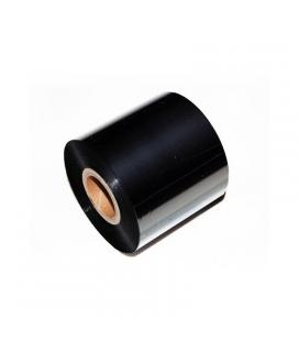 ROLLO RIBBON RESINA 75MM POR