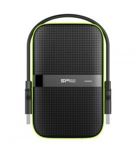 """Silicon Power HD A60 2TB 2.5"""" USB Resistente agua"""