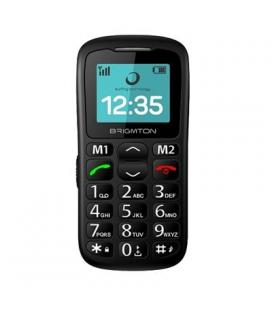 "Brigmton BTM11 Movil Senior 1.7"" SOS BT + Dock"