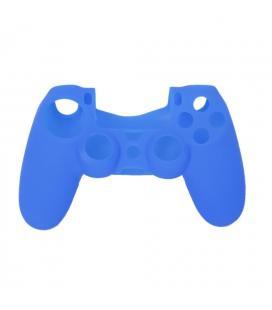 Funda Silicona Azul Mando PS4 - Imagen 1
