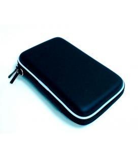 Funda transporte DSi XL/3DS XL Negra - Imagen 1