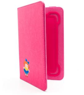 "Funda Universal Tablet 7"" Rosa Kaos"