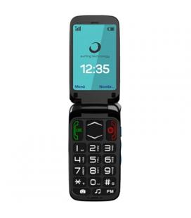 "Brigmton BTM3 Movil Senior 2.4"" SOS 3Mpx BT + Dock"
