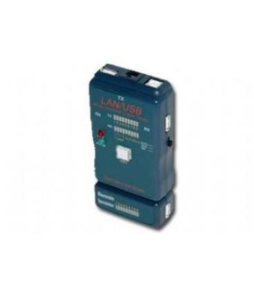 Cablexpert NCT-2 comprobador de cables de red - Imagen 1