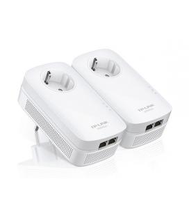TP-LINK TL-PA9020P KIT Ethernet Color blanco 2pieza(s) adaptador de red powerline