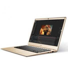 "PORTATIL INNJOO LEAPBOOK A100 GOLD / 14.1"" / W10 / 32GB MMC / 2GB DD3L / INTEL QUAD CORE / 10000 mAh"