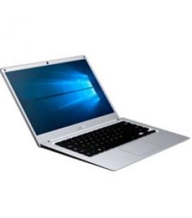 "PORTATIL INNJOO LEAPBOOK A100 SILVER / 14.1"" / W10 / 32GB MMC / 2GB DD3L / INTEL QUAD CORE / 10000 mAh"