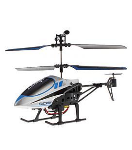 Helicóptero Radiocontrol YD-927 3 canales Azul - Imagen 1