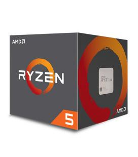 CPU AMD AM4 RYZEN 5 1600X 6X4GHZ/16MB BOX - Imagen 1