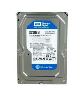 HD 3.5  320GB SATA2 WD 8MB CAVIAR BLUE REFURBISHED - Imagen 1
