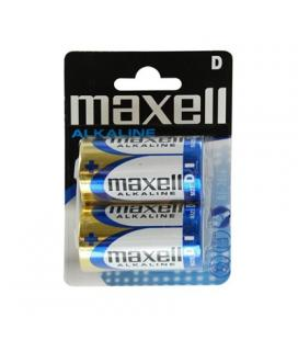 Maxell PILA ALCALINA D LR20 BLISTER*2 EU