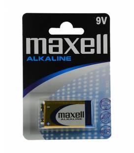 Maxell PILA ALCALINA 9V LR61 BLISTER*1 EU - Imagen 1