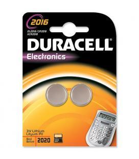 Duracell DL2016B2 Litio 3V batería no-recargable