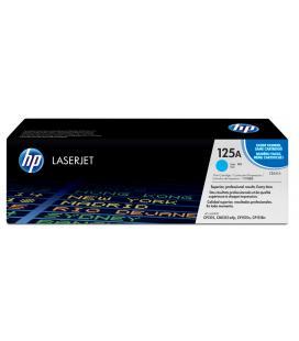 HP Cartucho de tóner original LaserJet 125A cian