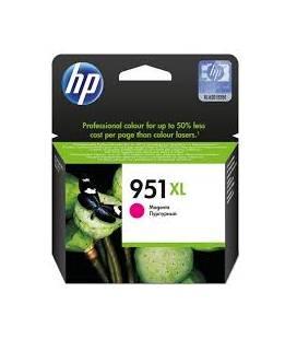 HP Cartucho de tinta original 951XL de alta capacidad magenta