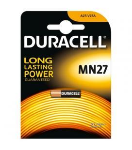 Pila alcalina duracell mn27 - 12v