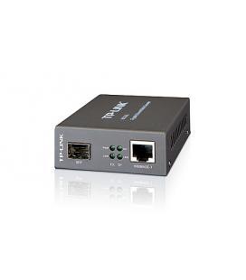 TP-LINK Gigabit SFP Media Converter - Imagen 1