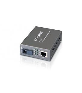 TP-LINK 10/100Mbps WDM Media Converter convertidor de medio - Imagen 1