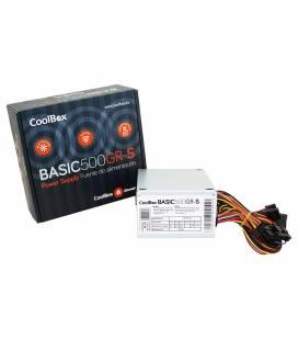 Coolbox Fuente de alimentación SFX BASIC500GR-S 500W