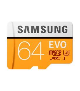 MEM MICRO SD SAMSUNG EVO+ AD. SD 64GB EVO 2017 C10