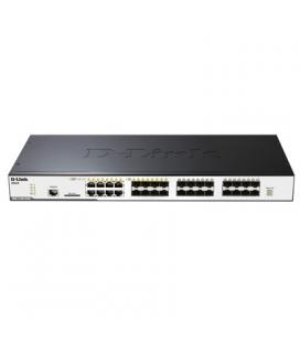 D-Link DGS-3120-24SC/SI Switch 24xGB Stackable L2
