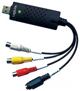 CAPTURADORA VIDEO LOGILINK VIDEOGRABBER USB - Imagen 1