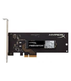 Kingston HyperX Predator M.2 SSD 240GB + Adaptador PCIe