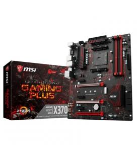 MSI Placa Base X370 GAMING PLUS ATX AM4